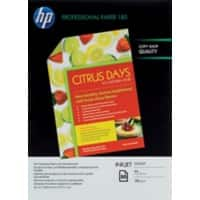 HP C6818A Photo Paper Glossy A4 180gsm White 50 Sheets