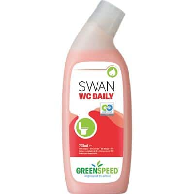 GREENSPEED by ecover Swan Toilet Cleaner WC Daily 750ml