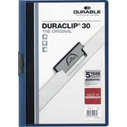 DURABLE Clip File 2200-07 A4 Blue