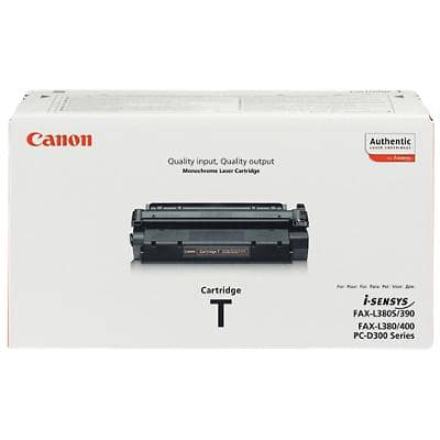 Canon T Original Toner Cartridge Black