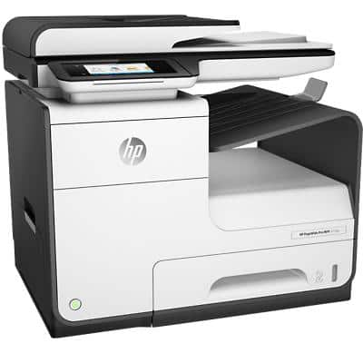 HP PageWide Pro 477dw A4 Colour Inkjet 4-in-1 Printer with Wireless Printing
