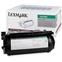 Lexmark 12A7465 Original Black Toner Cartridge