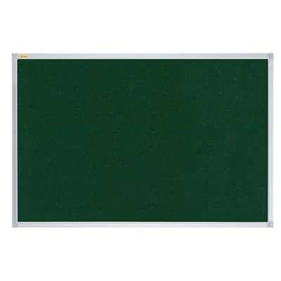 Franken Wall Mountable Notice Board 90 x 60 cm Green
