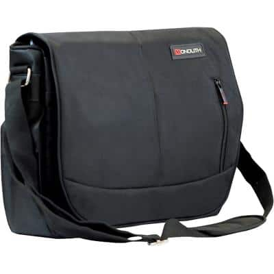 Monolith Laptop Bag 3203 Polyester Black 41.5 x 13 x 31 cm
