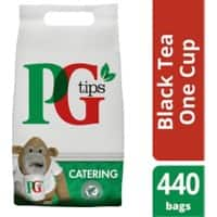 PG tips Tea Bags Pack of 440