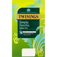 Twinings Sencha Tea Bags Pack of 20