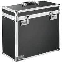 Leitz Suspension File Case 67170095 A4+ Black 42.8 x 17.8 x 32.2 cm