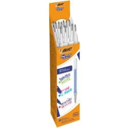 BIC Gel-ocity Illusion Pen Refill 0.35 mm blue 12 pieces