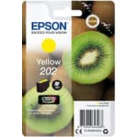 Epson T02F4 Original Ink Cartridge C13T02F44010 Yellow
