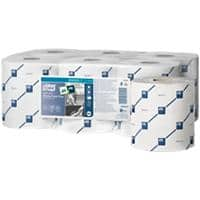 Tork Wiping Paper M4 Reflex 2 Ply 6 Rolls of 429 Sheets