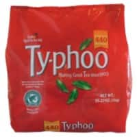 Typhoo Black Tea Bags 440 Pieces