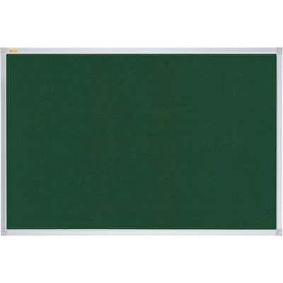 Franken Wall Mountable Notice Board Valueline 120 x 120 cm Green