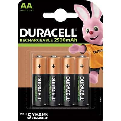Duracell Battery Ultra Power AA 4 Pieces