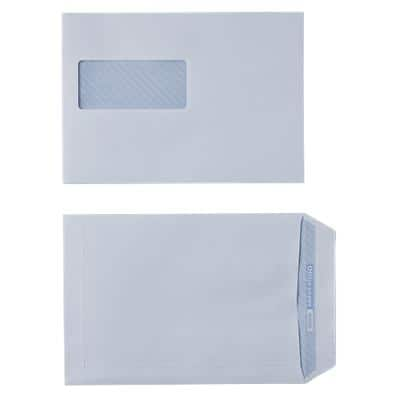 Office Depot C5 Envelopes 229 x 162mm Self Seal Window 90gsm White 500 Pieces