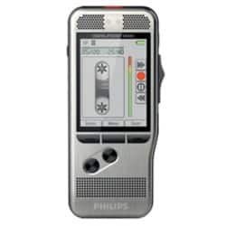 Philips Digital Dictation Device DPM7200 silver