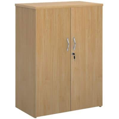 Dams International Regular Door Cupboard R1090DO Oak 800 x 470 x 1,090 mm