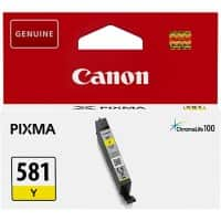 Canon CLI-581Y Original Ink Cartridge Yellow