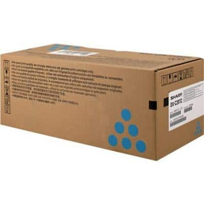 Sharp DX-C20TC Original Toner Cartridge Cyan