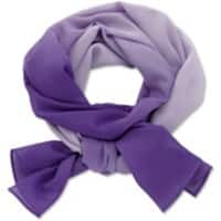 Ladies tonal scarf lilac