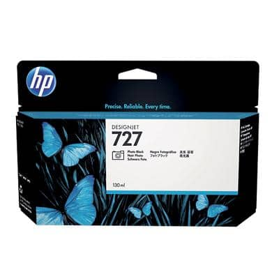 HP 727 Original Ink Cartridge B3P23A Photo Black