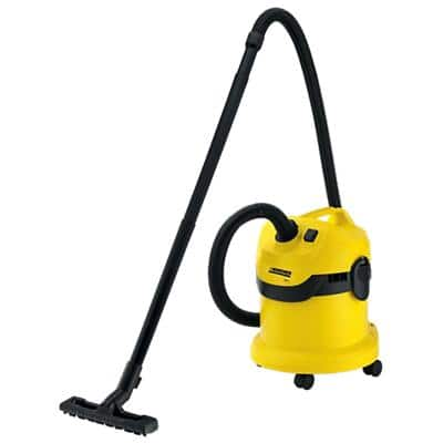Kärcher Vacuum Cleaner WD 2 - Wet and Dry Bagless 2 1000 W
