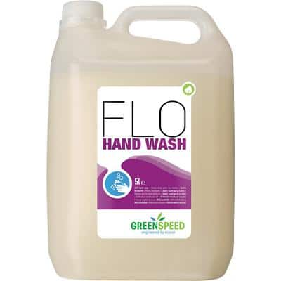 GREENSPEED by ecover Hand Soap Refill Flower 5L