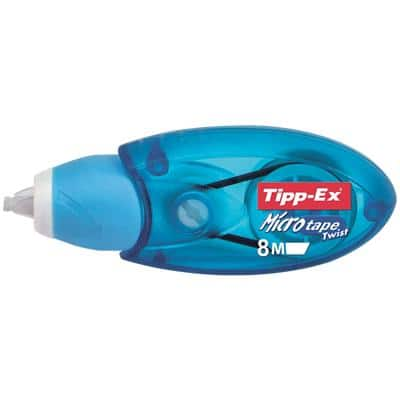 Tipp-Ex Correction Tape Roller Micro Tape Twist 5 mm x 8 m White
