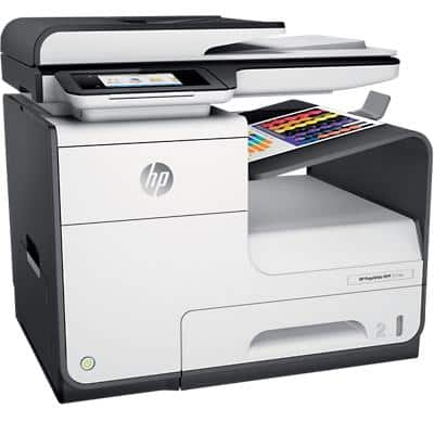 HP PageWide MFP 377dw A4 Colour Pigmented Inks 4-in-1 Printer with Wireless Printing