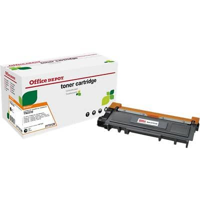 Compatible Office Depot Brother TN-2310 Toner Cartridge Black