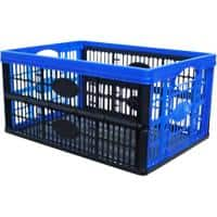 Viso Storage Box Blue 47.5 x 35 x 23.5 cm