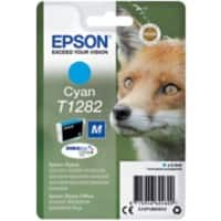 Epson T1282 Original Ink Cartridge C13T12824012 Cyan