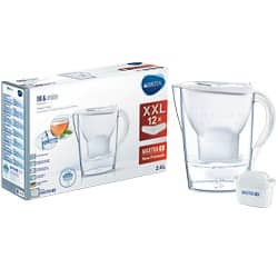 BRITA Filter Jug and Cartridges 1026229 Transparent