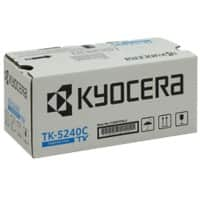 Kyocera TK-5240C Original Toner Cartridge Cyan