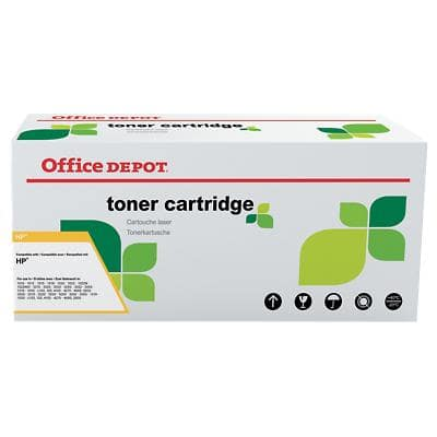 Compatible Office Depot HP 83X Toner Cartridge CF283X Black