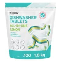 Niceday Professional Dishwasher Tablets Pack of 100