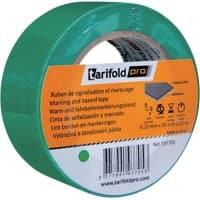 Tarifold Floor Marking Tape Vinyl 5 cm Green