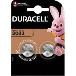 Duracell Battery Specialty CR2032 2 pieces