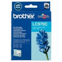 Brother LC970C Original Ink Cartridge Cyan