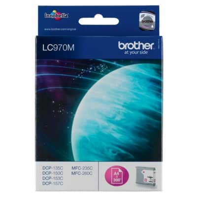 Brother LC970M Original Ink Cartridge Magenta