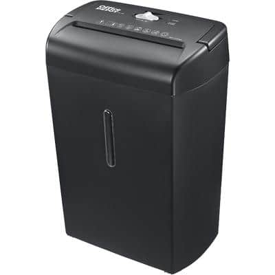 Office Depot CC-12S Cross-Cut Shredder Security Level P-4 12 Sheets