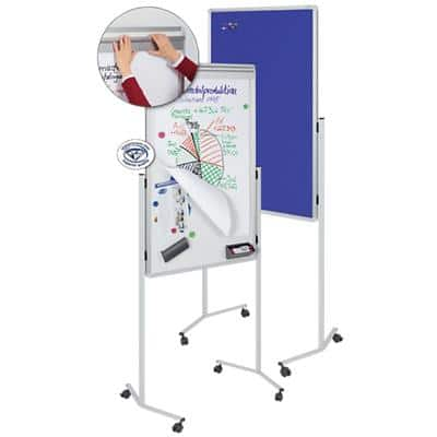 Legamaster Professional Magnetic Multiboard 76 x 120 cm