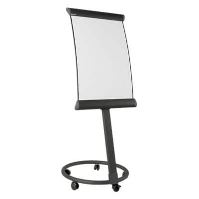Legamaster Freestanding Flipchart Easel with Adjustable Height Taurus 67 x 102cm Grey