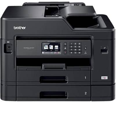Brother Business Smart MFCJ5730DW Colour Inkjet All-in-One Printer A4
