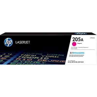HP 205A Original Toner Cartridge CF533A Magenta