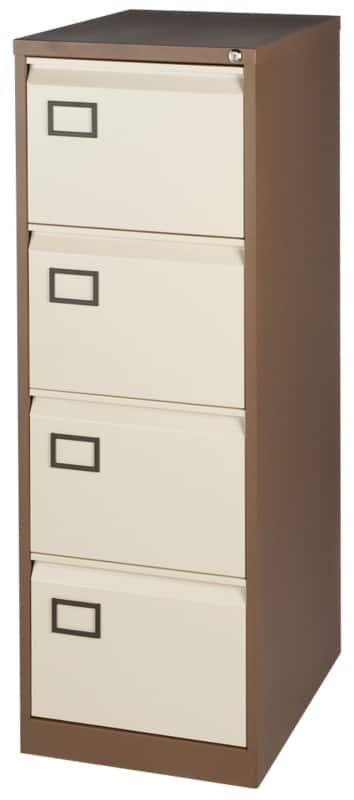 Keep Your Documents In Perfect Order With A Bisley Filing Cabinet.