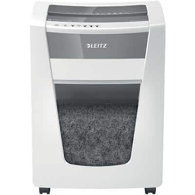 Leitz IQ Office Pro P5 Micro-Cut Shredder Security Level P-5 17 Sheets
