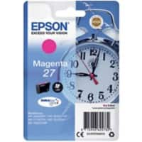 Epson 27 Original Ink Cartridge C13T27034012 Magenta