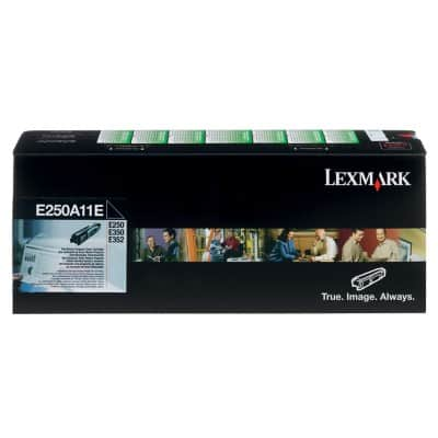 Lexmark E250A11E Original Toner Cartridge Black