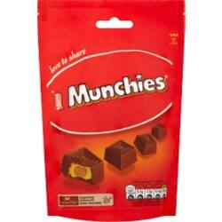 Nestlé Chocolate Munchies Sharing Bag 104 g