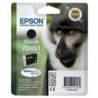 Epson T0891 Original Ink Cartridge C13T08914011 Black